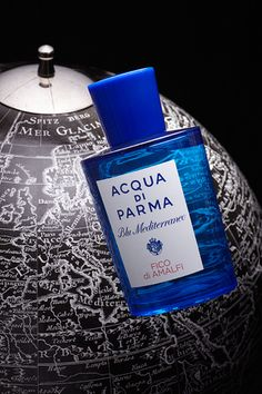 Acqua di Parma - Amalfi - Eau de toilette  Photography by Tom Hartford