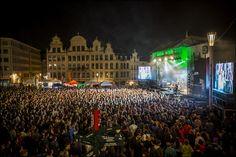 Brussels Summer Festival 2014 © Eric Danhier