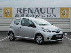 Toyota Aygo essence // Acheter une Toyota Aygo essence d'occasion chez votre concessionnaire auto Bernard