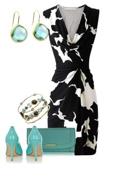 35 Elegant Polyvore Combinations..please come and live in my closet...right now