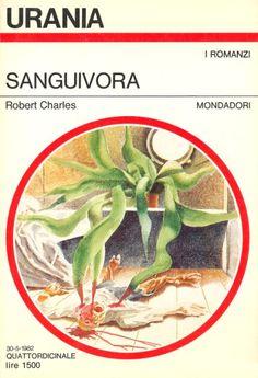 919  SANGUIVORA 30/5/1982  FLOWERS OF EVIL (1981)  Copertina di  Karel Thole   ROBERT CHARLES