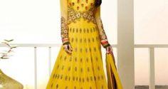 Ishimaya - Designer salwar kameez, Anarkali & frock suits online shopping, Find latest shalwar kameez designs for women online with Global Shipping. Anarkali Frock, Anarkali Suits, Punjabi Suits, Indian Wedding Outfits, Indian Outfits, Pakistani Dresses, Indian Dresses, Wedding Salwar Kameez, Mehndi Dress