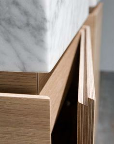 Beautiful hand hold detail to flush finish kitchen doors.londo… Beautiful hand hold detail to flush finish kitchen doors. Plywood Kitchen, Plywood Cabinets, Plywood Furniture, Furniture Design, Cheap Furniture, Oak Plywood, Furniture Buyers, Furniture Cleaning, Furniture Storage
