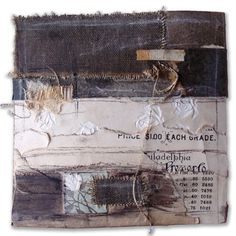 Original Collage Mixed Media  Fine Art Collage Art , Mixed Media Collages Artist…
