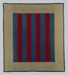Quilt, 'Bars' | LACMA Collections