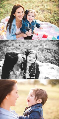 Mommy and me photos - outdoor photography  © Brandi Watford Photography LLC