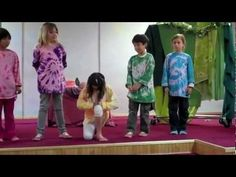 Age 08 ~ Saint Stories ~ Performance of St. Francis and the Wolf of Gubbo