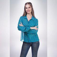 Esse é só para quem curte o imaginariodamulher   Camisa Estampada Transparente  COMPRE AQUI!  http://imaginariodamulher.com.br/look/?go=2dk4LRw  #comprinhas #modafeminina#modafashion  #tendencia #modaonline #moda #instamoda #lookfashion #blogdemoda #imaginariodamulher