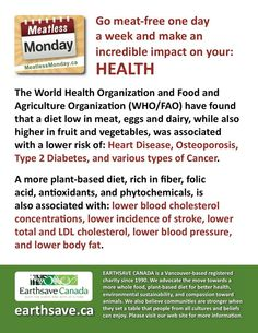 health benefits of going meat-free and dairy-free! Think twice before going on the Paleo diet!