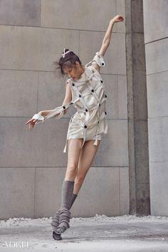 Vogue Korea February 2015 | Sung Hee Kim