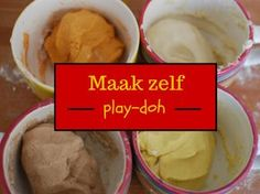 Play Doh, Diy For Kids, Crafts For Kids, Plasticine, Crafty Kids, Activities For Kids, Diy And Crafts, Clay, Homemade