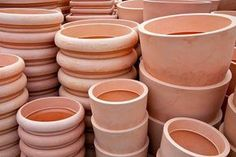 Terra Cotta Containers | GardenersPath.com