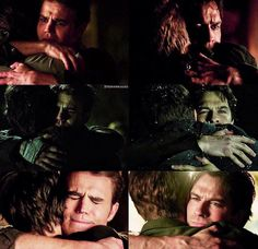 Damon And Stefan, Delena, Vampire Diaries, Originals, Tv Shows, Movies, Movie Posters, Film Poster, Films