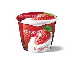 Yogurt Packaging, Food Packaging, Fruit Yogurt, Perfume, Jobs Apps, Cute Food, Dairy, Snacks, Tableware