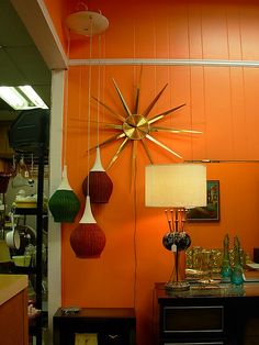 This is antique mall envy actually - love everything about it!