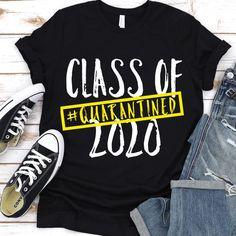 Class of 2020 T-Shirt, Shirt, Grade, High School, Graduation Gift Short-Sleeve Unisex T-Shirt 8th Grade Graduation, Graduation Theme, Graduation Shirts, Graduation Quotes, Kindergarten Graduation, College Graduation, Graduation Ideas, Graduation Centerpiece, Graduation Celebration