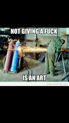 Matt has told me this has happened several times to him… days later. Welding Memes, Welding Funny, Welding Rigs, Welding Gear, Funny Car Memes, Car Humor, Really Funny Memes, Truck Memes, Hilarious