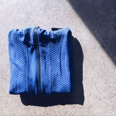 Quilted Ultimate Training Jacket Lucy. New with tags Lucy Sweaters
