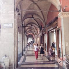 Bye-bye Bologna! It was short but lovely - Instagram by 1step2theleft