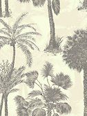 Buy Sophie Conran Coconut Grove Paste the Wall Wallpaper | John Lewis