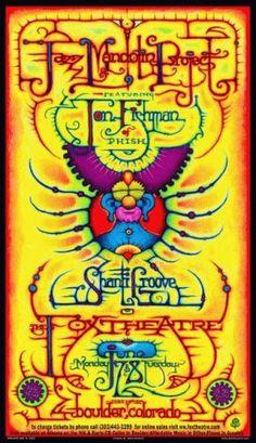 Jazz Mandolin Project Gig Poster Huckins Phish MINT PosterScene.com,http://www.amazon.com/dp/B000YG2IGY/ref=cm_sw_r_pi_dp_XhVxtb03P3PTPGTT