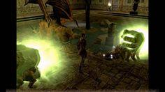 Neverwinter Nights PC 2002 Gameplay