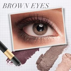 Want to learn how to make your eyes dazzle? Read our latest blog post for tips on choosing the right #eyeshadow to enhance your eye color. 