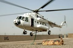 Now we are borrowing Russian helicopters to fight the Taliban