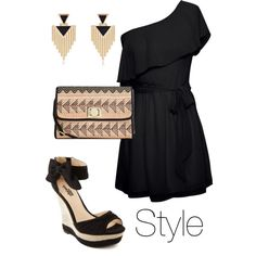 Modern Style, created by marchantbaleigh on Polyvore