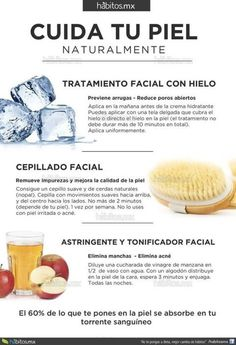 These Great Skin Care Tips Can Change Your Life Hábitos Health Coaching Beauty Care, Beauty Skin, Health And Beauty, Natural Beauty Tips, Natural Skin Care, Face Skin, Face And Body, Skin Tips, Skin Care Tips