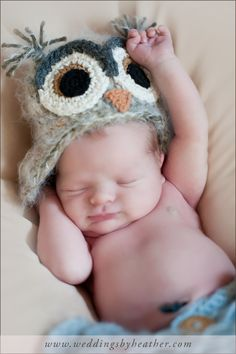 Owl Hat = Love!!!