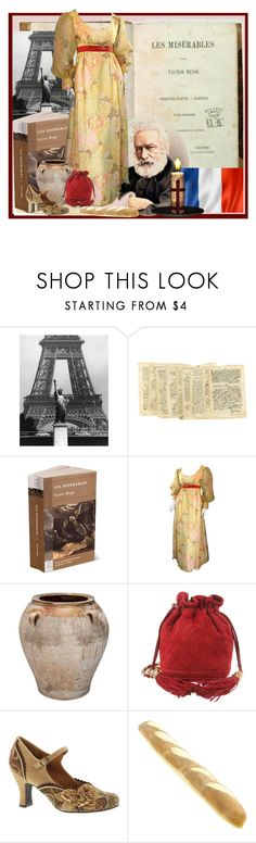 """""""Les Misérables"""" by sowana3 ❤ liked on Polyvore featuring HUGO, Emma Domb, Chanel and Mojo Moxy"""