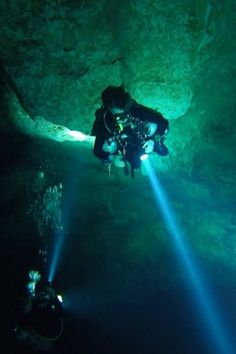 Playa del Carmen - Things To Do - Scuba - Gran Cenote Dive - Tour Image 01