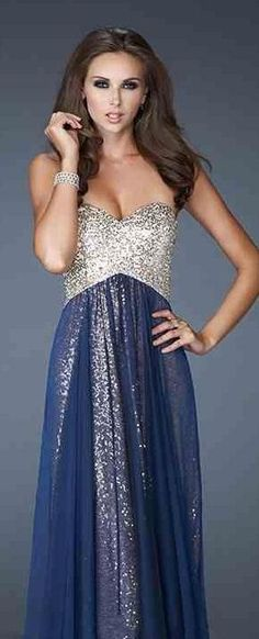 Chiffon Sweetheart No Waist/Princess Seams Sleeveless A-Line Evening Dress ykdress5261