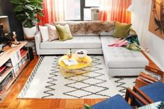 Smart Styling: Tips To Try From A Small Space Makeover — Refinery 29