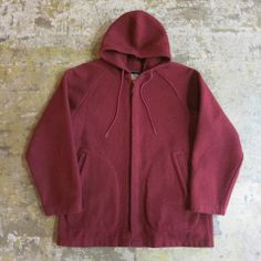 Woolrich製 Wool PARKA Zipper TALON