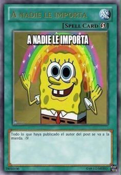 Cartoon Memes, Funny Memes, Yugioh Trap Cards, Symbiotes Marvel, Spanish Memes, Funny Cards, Aesthetic Anime, Stickers, Fnaf