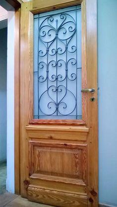 porta de madeira de demolição peroba rosa 1 folha 2.24x0.88
