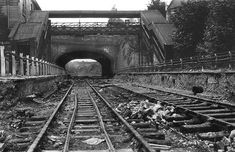 Lewisham Road Stn (1920s) Old London, South London, Old Train Station, Disused Stations, London History, London Pictures, Old Trains, Newcastle, Brooklyn Bridge