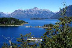 Patagonia, Argentina | Lago Nahuel Huapi Parque Nacional Nahuel Huapi, Bariloche, Patagonia ...