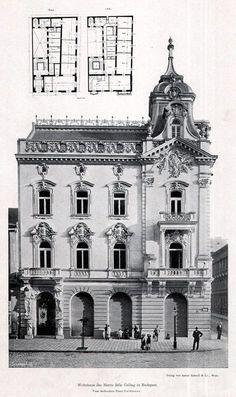 The Csillag Residence, Budapest #zz #zwyanezade