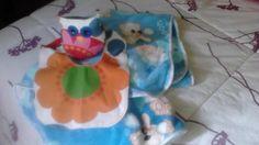 kit regalo per bimbo con gufetto