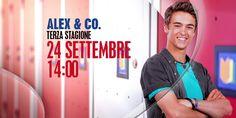 Alex & Co. - Trailer ufficiale della terza stagione - Sw Tweens