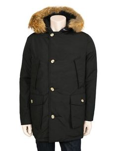 Woolrich Arctic Herren Parka Winter Kleidung Outlet Schwarz Down Parka  Women, Arctic, Jackets For e1734ce4a1