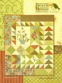 Quilts blackbird designs on pinterest blackbird designs for Beach house blackbird designs moda