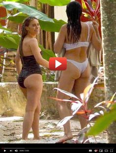 Andi Dorfman in a See Through Bikini in Tulum Jokes Videos, Videos Funny, Emma Stone Outfit, Funny Jokes, Hilarious, Funny Humour, Face Hair Removal, Male To Female Transition, See Through Bikini