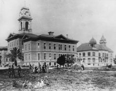 San Jose State University - Special Collections and Archives (Photo:  San Jose State Normal School)