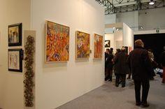 Partecipazione a: Arte Cremona - Fiera d'arte - 09/11 febbraio 2013 - Galleria L'Artista - Lendinara - Ro