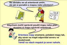 ORIENTACE PODLE MAPY :: Béčko-Tc Ecards, Education, Memes, E Cards, Meme, Onderwijs, Learning