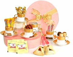 Purim Tasteful Tea Party